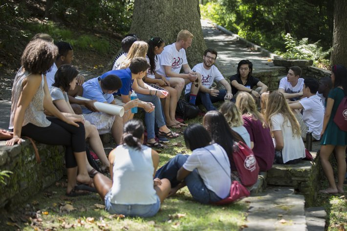 Discover Swarthmore Fly In Program Admissions Aid